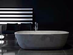 Antonio Lupi Design, BAÌA | Vasca da bagno in pietra naturale  Vasca da bagno in pietra naturale