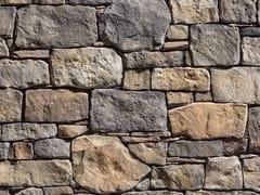 Rivestimento di facciata in pietra artificialeBADIA P84 - GEOPIETRA®