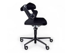 Sedia ufficio ergonomica girevole a 5 razzeBALANCE.CHAIR   Sedia ufficio - KÖNIG +  NEURATH