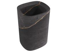 Portaspazzolino da appoggio in pietra naturaleBALDA   Portaspazzolino - L'ANTIC COLONIAL - PORCELANOSA GRUPO