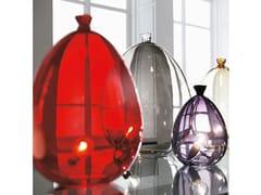 Lampada da tavolo in vetro soffiatoBALLOON | Lampada da tavolo - ADRIANI E ROSSI EDIZIONI
