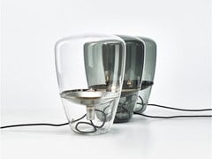 Lampada da tavolo a LED in vetro soffiatoBALLOONS   Lampada da tavolo - BROKIS