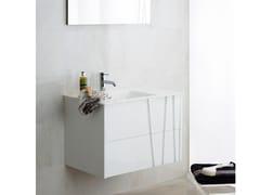 Mobile lavabo componibileBAMBU | Mobile lavabo - PORCELANOSA GRUPO