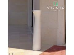 Manufatti Viscio, BAMBOO Dissuasore / Posacenere per spazi pubblici in pietra ricostruita