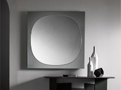 Specchio quadrato da pareteBANDS | Specchio quadrato - T.D. TONELLI DESIGN