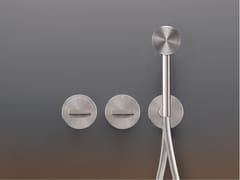 Gruppo miscelatore termostatico a parete per vasca/docciaBAR 69 Y - CEADESIGN