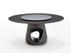Tavolo rotondo in marmo BARBARA | Tavolo in marmo -