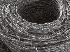 LINK industries, FILO SPINATO Filo spinato e fili di acciaio trafilati
