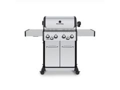 Barbecue a gasBARON 490 LED - BROIL KING ITALIA • MAGI&CO