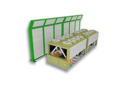 Cabina e schermo fonoisolante e fonoassorbenteBARRIERE ACUSTICHE - ISOLGOMMA