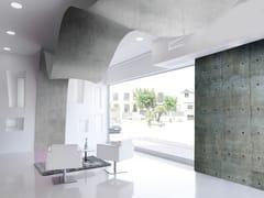 Soffitto teso / Parete tesa in PVCBARRISOL® Effetto cemento - BARRISOL-NORMALU