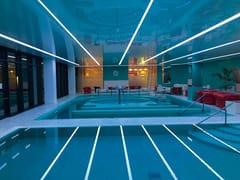Profilo per illuminazione lineare da soffitto in alluminioBARRISOL® LIGHT LINES - BARRISOL-NORMALU