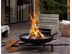 KONSTANTIN SLAWINSKI, BARROW Barbecue / braciere in acciaio verniciato a polvere