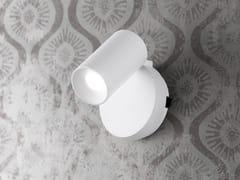 Faretto a LED da parete orientabileBART_W SWITCH - LINEA LIGHT GROUP