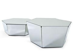 Tavolino esagonale da salottoBASALTO - GALLOTTI&RADICE