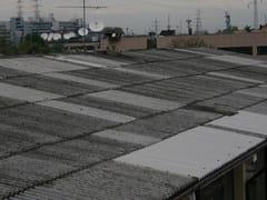 Ciclo per l'incapsulamento delle lastre in cemento-amiantoBASE I - WINKLER CHIMICA