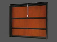 Portone da garage basculante in legnoBASIC 12-16 - DE NARDI
