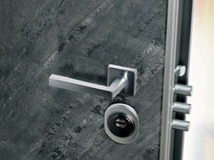 Pannello di rivestimento per porte blindateBASIC ARDESIA - ALIAS SECURITY DOORS