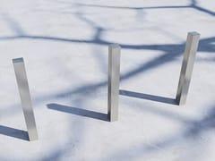 Dissuasore a paletto fisso in acciaio inoxBASIC | Dissuasore - SIT