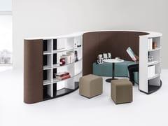 Isola ufficio per pausa caffèBASIC FLOW - SIT - WERNER WORKS VERTRIEBS GMBH