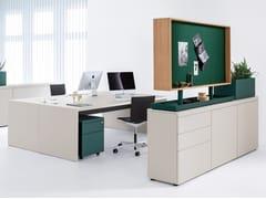 Bacheca / lavagna per ufficioBASIC TOP - WERNER WORKS VERTRIEBS GMBH