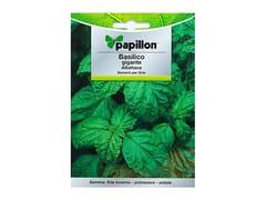 PAPILLON, BASILICO GIGANTE Sementi per orto