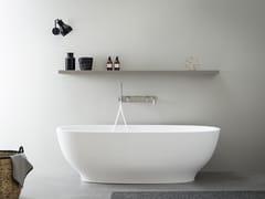 Rexa Design, BATÈLA Vasca da bagno ovale in Korakril™
