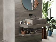 Lavabo da appoggio rettangolare in gres porcellanatoBATH DESIGN | Lavabo rettangolare - ABK INDUSTRIE CERAMICHE