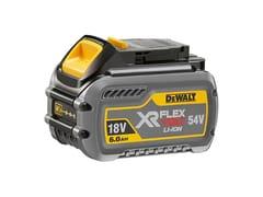 BatteriaBATTERIA 18/54V XR FLEXVOLT 6.0AH - DEWALT® STANLEY BLACK & DECKER ITALIA