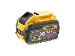 BatteriaBATTERIA 54V FLEXVOLT 12.0AH - DEWALT® STANLEY BLACK & DECKER ITALIA