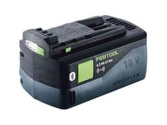 Batterie Bluetooth®BATTERIA BP 18 LI 6,2 ASI - FESTOOL