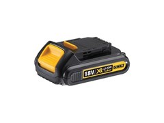 Batteria al litio BATTERIA XR LITIO 18V 1.3AH - DEWALT® STANLEY BLACK & DECKER ITALIA