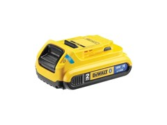 Batteria al litio BATTERIA XR LITIO 18V 2.0AH BLUETOOTH - DEWALT® STANLEY BLACK & DECKER ITALIA