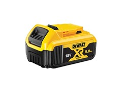 Batteria al litio BATTERIA XR LITIO 18V 5.0AH - DEWALT® STANLEY BLACK & DECKER ITALIA