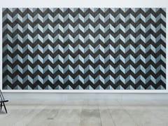 Pannelli decorativi acustici in cemento-legnoBAUX ACOUSTIC TILES PARALLELOGRAM - BAUX