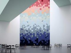 BAUX, BAUX INSPIRATION Pannello acustico a parete