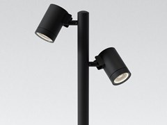 Proiettore per esterno a LED in alluminioBAYVILLE SPIKE SPOT 900 TWIN - ASTRO LIGHTING