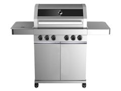 BARBEQUE A GAS CON CARRELLO BBQ  GENERATION EVO - IL BRACERE