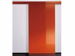Porta laccata scorrevole senza telaio BD16 SA | Porta scorrevole - Decor