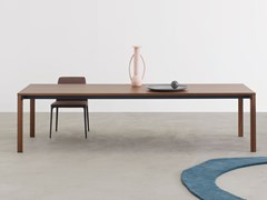 Tavolo rettangolare in legno BEAM | Tavolo in legno -