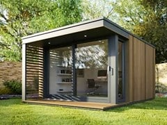 Giardino d'inverno in legnoBED HOUSE - CAGIS