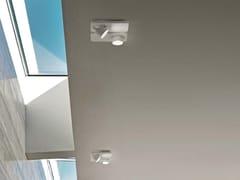 Faretto a LED in alluminio verniciato a polvere a soffittoBEEBO_S - LINEA LIGHT GROUP