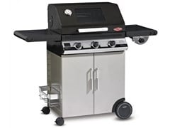 Barbecue a gas con carrello BEEFEEATER DISCOVERY 1100E 3 FUOCHI - BEEFEATER BBQ