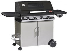 Barbecue a gas con carrello BEEFEEATER DISCOVERY 1100E 4 FUOCHI - BEEF EATER BBQ