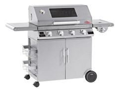 Barbecue a gas con carrello BEEFEEATER DISCOVERY 1100S 4 FUOCHI - BEEF EATER BBQ
