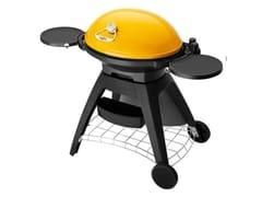 Barbecue a gas con carrelloBEEFEEATER FAMILY BUGG ARANCIO - BEEFEATER BBQ