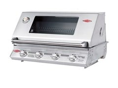 Barbecue a gas da incasso BEEFEEATER SIGNATURE S3000SS 4 FUOCHI - BEEF EATER BBQ