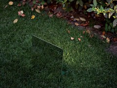 Lampada da terra per esterno a LED in metalloBELLADINOTTE - DAVIDE GROPPI