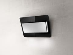 Cappa a parete con illuminazione integrataBELT - ELICA
