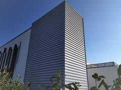 Facciata ventilata in lamiera grecataBEMO ZP 35 - BEMO SYSTEMS